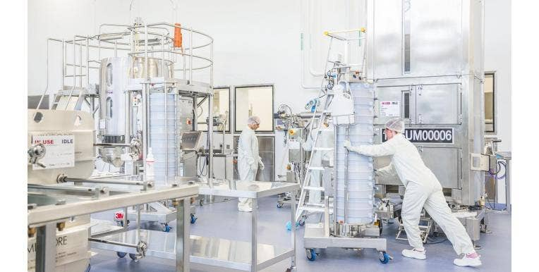 Vertical Integration – CSL Behring Leads an Australian First in Manufacturing
