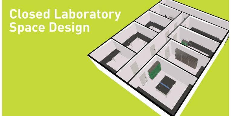 Open vs Closed Laboratory Design