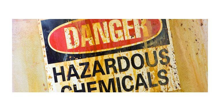 Dangerous Goods Storage in the Laboratory
