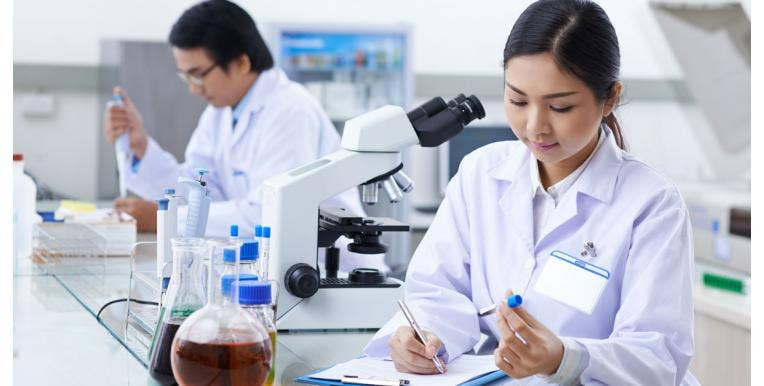 The Challenges of Working in a Lab