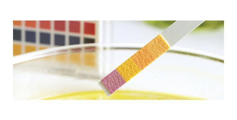 Why Use a Non-Bleeding pH Test Strip?