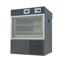 Refrigerated Incubator With Inner Door