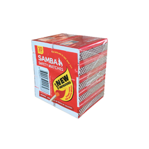 Samba Safety Matches, 10PK