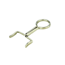 Clips, MOHR - Nickel plated 13mm