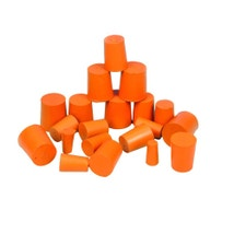 Stopper Rubber Solid #18, 48mm B x 54mm T x 33mm L DISCONTINUING