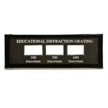 Diffraction Grating, 100, 300, 600L/mm