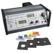 Photo Electric Effect, Plancks Digital Meter 9V