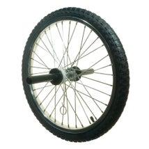 Gyroscope, Large Wheel, Handles, Cord & Grips