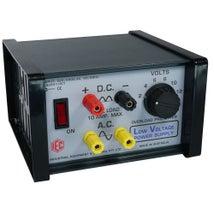 Power Supply, Standard 2-12V V.DC AC/DC/10Amp