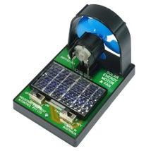 Solar Energy Motor, Fan, Cell & Rev Switch