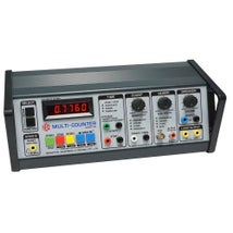 Multi-Counter, Timing, Frequency & Geiger Counter, 220/240V AC