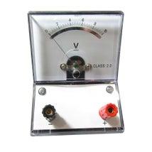 Voltmeter 1 Range/V DC V 0-10