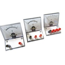 Voltmeter 3 Range/V DC V 0-3/0-15/0-300