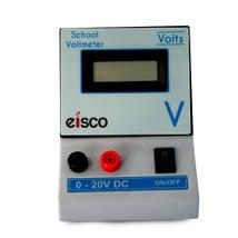 Voltmeter Digital, 0-19.9V - 20V
