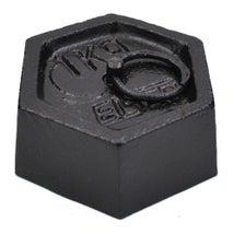 Weight Hexagonal, Mass & Ring 1000g