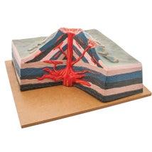 Model Volcano