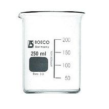 Beaker, Glass Borosilicate - Premium