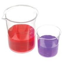 Beaker, TPX - Polymethylpentene