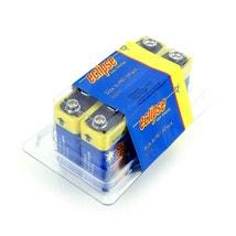 Battery, 9V - 6 Pack