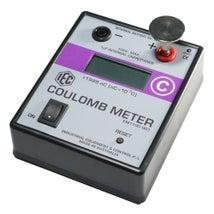 Coulomb Meter, Digital, Plastic 1-1999nC