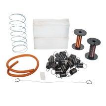 Elastic Materials Kit, Includes Foam, Elastic & Rubber