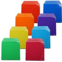 Light Box Accessories, Colour Plate set 8