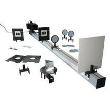 Optical Bench Kit with Light Box