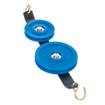 Pulley, Inline Double