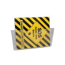 SDS Wall Holder for SDS Storage Folder