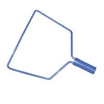 Water Sampler, Net Frame, 300x300mm Blue