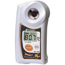 PAL-LOOP Digital Refractometer - Brix 0.0 to 85.0 % Brix Continuous Measurement