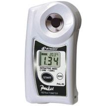 PAL-RI Digital Refractometer - RI 1.3306 to 1.5284 RI Continuous Measurement