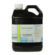 Silver Nitrate Solution 0.1N AR (Black Plastic Bottle) 2.5L