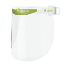 Disposable Face Shield, Foamless, POLYAMO22�