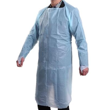 Polyethylene Gown, Thumb Hook, 10 Pack