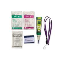 Tester Kit pH 5, 0.01 pH Resolution, ATC, Replaceable Sensor