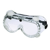 Clear Medical Safety Glasses
