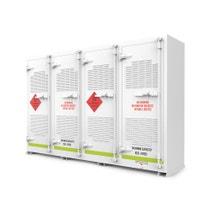850L Flammable Liquid Storage Cabinet