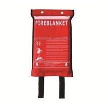 Fire Blanket 1.2 x 1.8m Pull Open Case