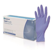 Long Cuff Nitrile Gloves, Chemo Rated