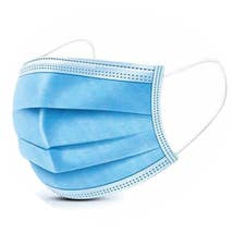 Medical Face Mask 3 Ply, Earloops, Level 2