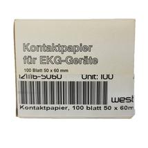 Contact Paper, 100 Blatt 50 x 60mm DISCONTINUED