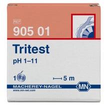 Test Paper Tritest, 5M Reel x 10mm W, pH 1-11