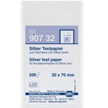 Qualitative Test Strips, 20 x 70mm, Silver 200pk