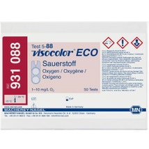 Visocolor Titration Test Kit, ECO Oxygen 1-10mg/L