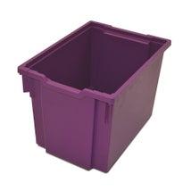 Gratnells Jumbo Tray Plum Purple