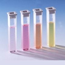 Lovibond Plastic Cell 10ml, Lid Included