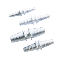 Straight Connectors PP 8-10mm