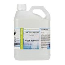 Sodium Hydroxide 2.5L AR