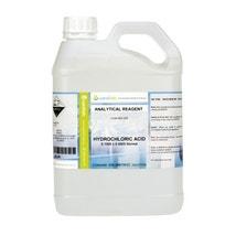Hydrochloric Acid AR - 2.5L